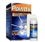 Antiverrugas Pointts aerossol, 80mL + 12 aplicadores