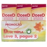 Dose D Maçã Verde, 20mL, Leve 3 Pague 2