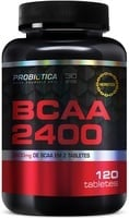 BCAA 2400 Probiótica Monster 120 Tabletes