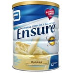 Ensure Abbott banana, lata com 900g