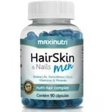 HairSkin & Nails Maxinutri Men 90 Cápsulas