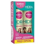 Kit Salon Line Hidra Shampoo, 300mL + Condicionador, 300mL