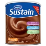 Complemento Alimentar Sustain 30 chocolate com 450g
