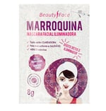 Máscara Facial Iluminadora Beauty Face Marroquina 8g