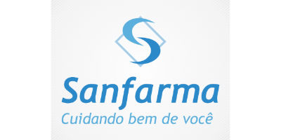 Logo sanfarma consulta remedios