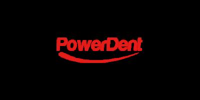 Logo powerdent consulta remedios