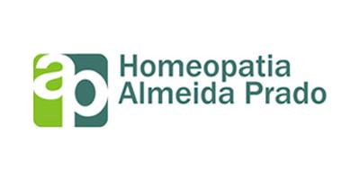Logo almeida prado homeopatia
