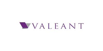 Logo valeant