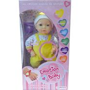 Boneca Emotion Baby Multikids