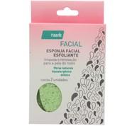 Esponja Facial Esfoliante Needs