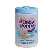 Lenços Umedecidos Baby Poppy
