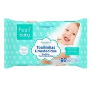 Lenços Umedecidos Boni Baby