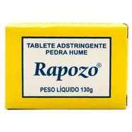 Tablete Adstringente Pedra Hume Rapozo