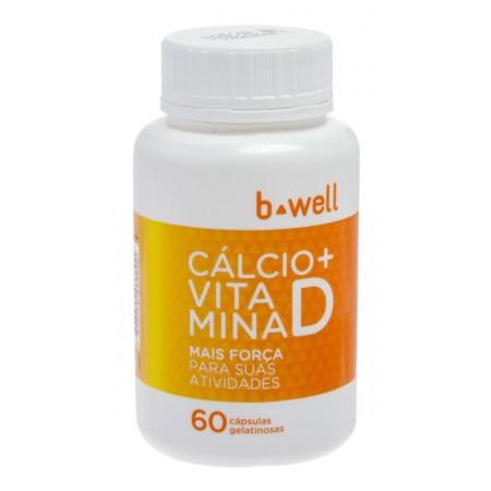 Cálcio + Vitamina D BWell