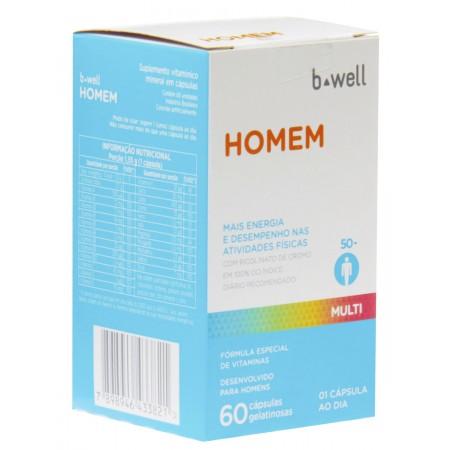 Complexo Vitamínico Multi Homem BWell