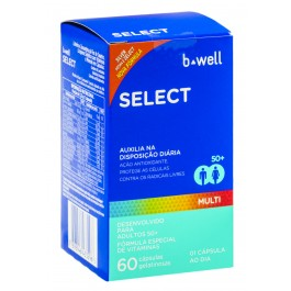 Complexo Vitamínico Select BWell