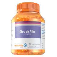 Óleo de Alho Orange Health