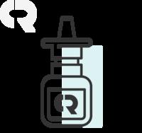Avamys 0,0275mg/dose, caixa com 1 frasco spray com 120 doses de suspensão de uso nasal