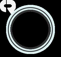 Nuvaring 11,7mg + 2,7mg, caixa com 1 sachê com 1 anel de uso ginecológico + 1 aplicador