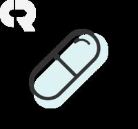 100mg, caixa contendo 10 cápsulas duras com microgrânulos