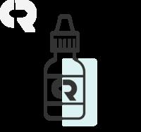 Dimeticona + Metilbrometo de Homatropina Germed Pharma 80mg/mL + 2,5mg/mL, caixa com 1 frasco gotejador com 20mL de emulsão de uso oral