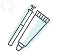 100mg/g, caixa com 1 bisnaga com 50g de gel de uso ginecológico + 10 aplicadores