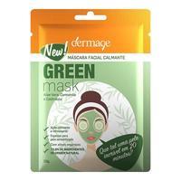 Máscara Facial Dermage Calmante Green