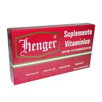 Suplemento Henger