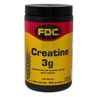 Creatine 3g FDC