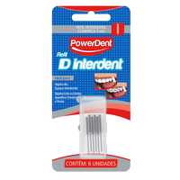 Refil Interdent PowerDent