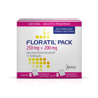 Floratil Pack Pó Oral