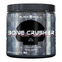 Bone Crusher Black Skull