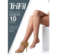 Meia-Calça TriFil Dedinhos de Fora Fio 10