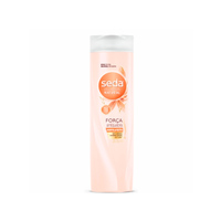 Shampoo Seda Recarga Natural Força Antiquebra