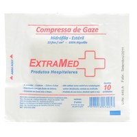 Compressa de Gaze Extramed
