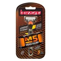 Aparelho de Barbear Bozzano M5 Magnum