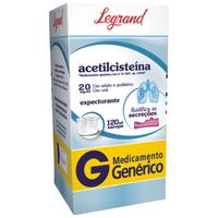 Acetilcisteína Xarope