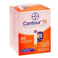 Tiras para Glicemia Contour TS