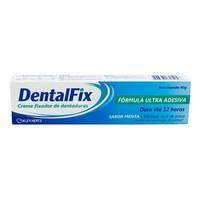 Creme Fixador de Dentadura DentalFix