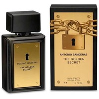 Perfume Masculino Antonio Banderas The Golden Secret