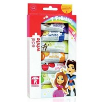 Kit Creme Dental Fruchtli Kids Edel White