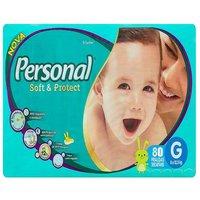 Fralda Personal Soft e Protect