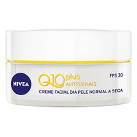Creme Hidratante Facial Nivea Q10 Plus Antissinais Diurno
