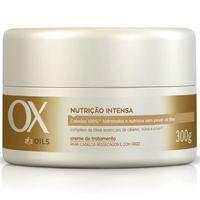 Creme de Tratamento OX Oils Nutrição Intensa