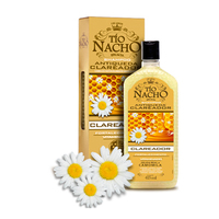 Shampoo Tío Nacho Antiqueda Clareador