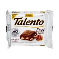Barra de Chocolate Talento