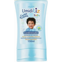 Condicionador Infantil Umidiliz Baby Muriel Menino
