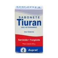 Sabonete Tiuran Uso Veterinário