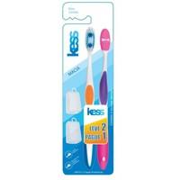 Escova Dental Kess Combo Plus