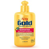 Creme Para Pentear Niely Gold Queratina